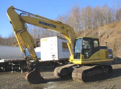 Venango Equipment-Machinery: Used Excavators For Sale